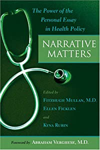 """Cover of """"Narrative Matters: The Power of..."""