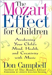"Cover of ""The Mozart Effect for Children:..."