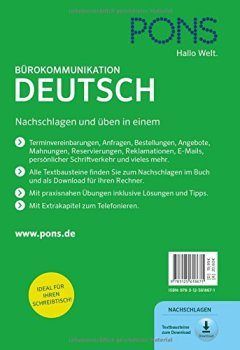 Herunterladen Pons Bürokommunikation Deutsch Musterbriefe