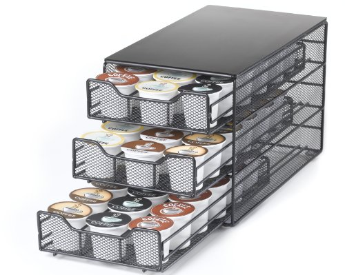 Keurig Brewed 3 tiered K-Cup-Drawer Holds 54-K-Cup Packs