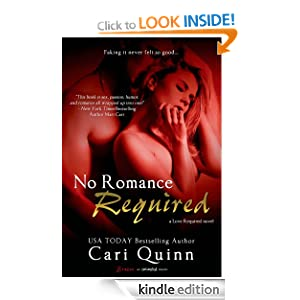 No Romance Required (Entangled Brazen)