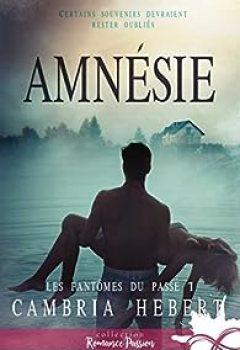 Livres Couvertures de Les Fantômes Du Passé, Tome 1 : Amnésie