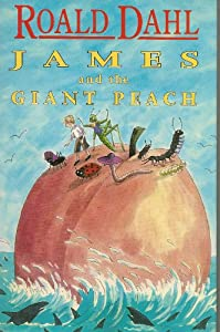"Cover of ""James and the Giant Peach"""