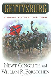 "Cover of ""Gettysburg: A Novel of the Civi..."