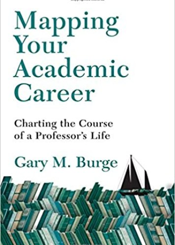 Mapping Your Academic Career: Charting the Course of a Professor's Life book cover