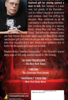 Livres Couvertures de Doctor Sleep: A Novel-