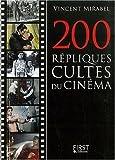 200 répliques cultes du cinéma