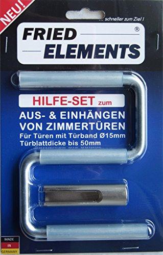 15,8mm für schleifende Türen 100 Stück Fitschenringe vermessingt ø 10,2mm