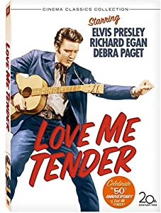 "Cover of ""Love Me Tender"""