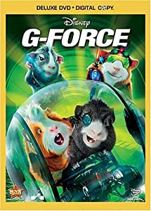 "Cover of ""G-Force (Two Disc DVD + Digital..."
