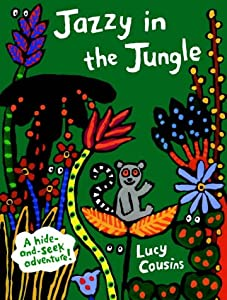 "Cover of ""Jazzy in the Jungle"""