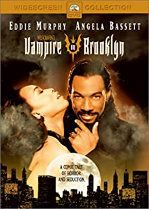 "Cover of ""Vampire in Brooklyn"""