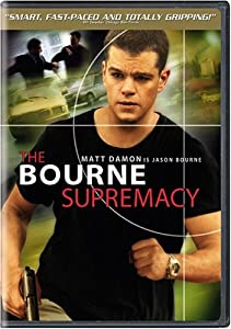 "Cover of ""The Bourne Supremacy (Widescree..."