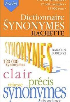 télécharger dictionnaire des synonymes gratuit