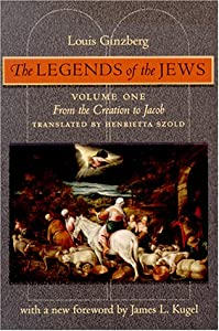 "Cover of ""The Legends of the Jews: From t..."