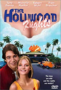 "Cover of ""The Hollywood Knights"""