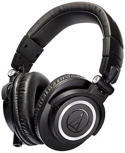 51HDUQDrcAL - BESTSELLER UK Audio-Technica ATH-M50X Studio Monitor Professional Headphones - BLACK BEST BUY REVIEW