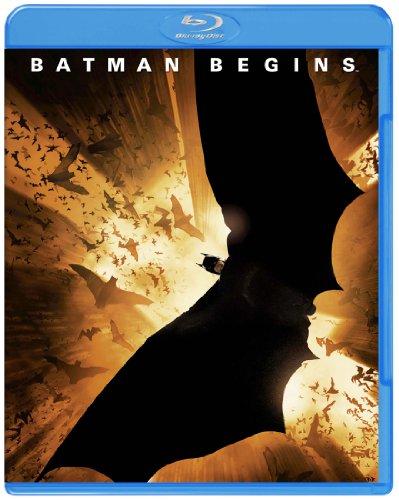バットマン ビギンズ(初回生産限定スペシャル・パッケージ) [Blu-ray]