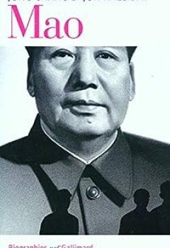 Livres Couvertures de Mao : L'histoire Inconnue