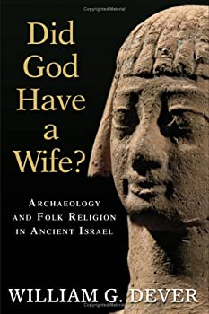"Cover of ""Did God Have A Wife? Archaeolog..."