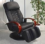 Massagesessel Relax Sky XXL8000 schwarz