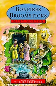 "Cover of ""Bonfires and Broomsticks"""