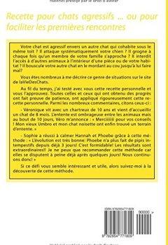 Livres Couvertures de Recette pour chats agressifs: ou pour faciliter les premières rencontres 2° edition