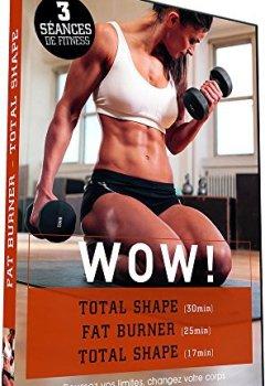 Livres Couvertures de Wow ! - fat burner - total shape