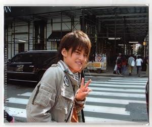 NYCミニファイルセット ★ 中山優馬 (B)