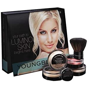 Youngblood Mineral Basics Kit