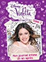 Violetta, Tome 2 : Le journal intime de Violetta