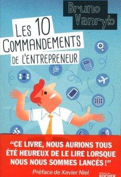 Livres Couvertures de Les 10 commandements de l'entrepreneur