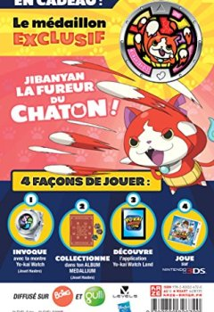 Livres Couvertures de Yo-Kai Watch, Tome 1 : Edition collector