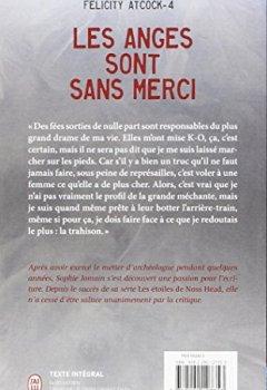 Télécharger Felicity Atcock Tome 4 Les Anges Sont Sans Merci Pdf