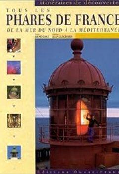 Livres Couvertures de Tous Les Phares De France