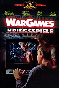 """Cover of """"WarGames [Region 2]"""""""