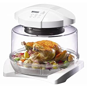 Morningware HO1200M-WOR Infrared Halogen Oven