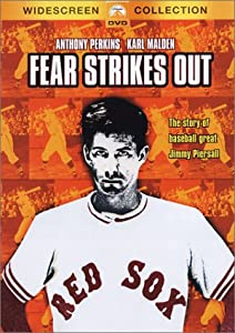 "Cover of ""Fear Strikes Out"""