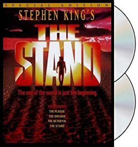 "Cover of ""Stephen King's The Stand"""