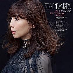 土岐麻子『STANDARDS in a sentimental mood ~土岐麻子ジャズを歌う~』