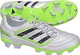 Adidas Pred Absolion_X TRX AG Fußballschuh, prrunwhite/black1/magrme, Gr.43 1/3 (UK9)
