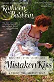 Mistaken Kiss: A Humorous Traditional Regency Romance (My Notorious Aunt Book 2)