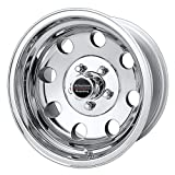 American Racing Baja (Series AR172) Polished - 15 X 10 Inch Wheel