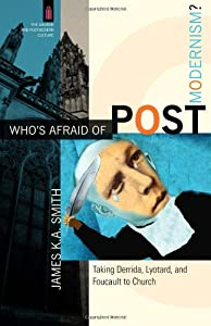 "Cover of ""Who's Afraid of Postmodernism?:..."