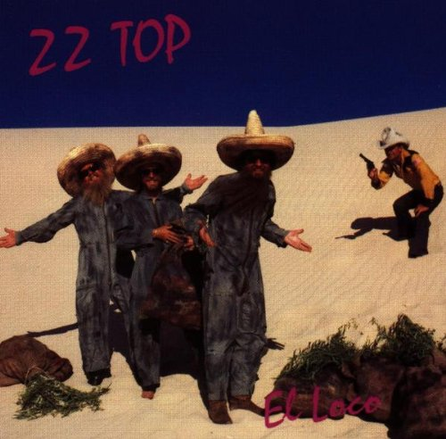 """Cover of """"El Loco"""""""