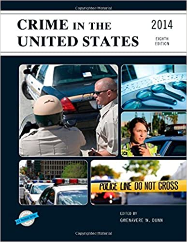 book cover for Crime in the United States