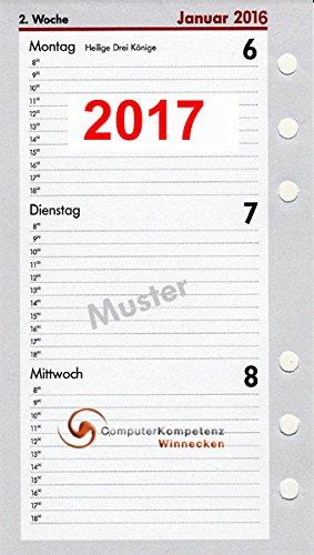 Obpacher Verlag 02-0058 - Kalendarium Time-Planer pocket A6 1Woche auf 2Seiten