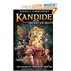 Kandide and the Secret of the Mists: The Calabiyau Chronicles-book 1