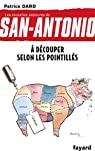 Les nouvelles aventures de San-Antonio, Tome 26 : A découper selon les pointillés