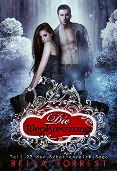 Buchdeckel von Das Schattenreich der Vampire 22: Die Wegkreuzung